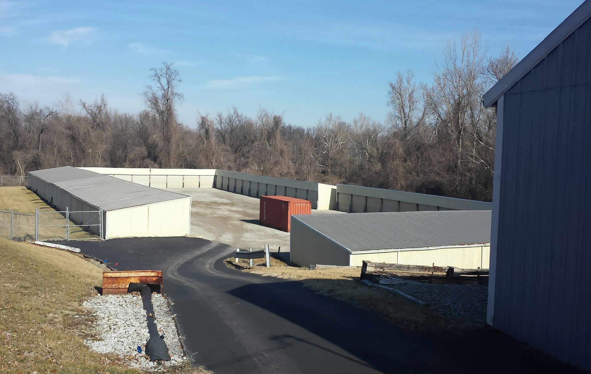alpha storage facility