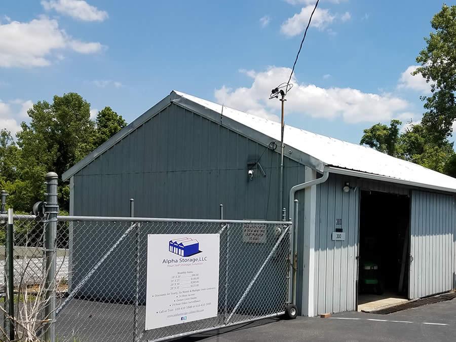 Alpha Storage Collinsville IL